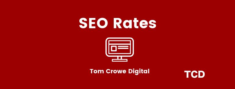 SEO Rates