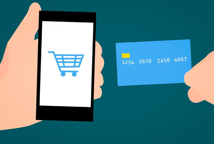 Ecommerce checkout process