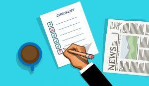CMS Checklist